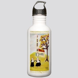 LOVE THY SISTERgreetin Stainless Water Bottle 1.0L