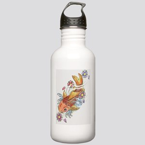 Koi Fish Cool Stainless Water Bottle 1.0L