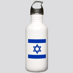 Flag of Israel, the St Stainless Water Bottle 1.0L