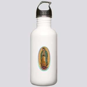 Virgin Guadalupe Stainless Water Bottle 1.0L
