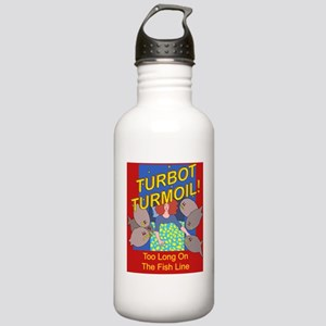 turbot@200 copy Stainless Water Bottle 1.0L