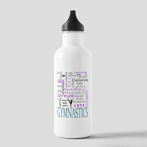 22ab430805 Gymnastics Water Bottles - CafePress