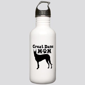 Great Dane Mom Stainless Water Bottle 1.0L
