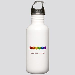 Pride Love Rocks Stainless Water Bottle 1.0L