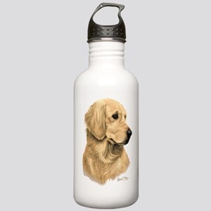 Golden Retriever Stainless Water Bottle 1.0L