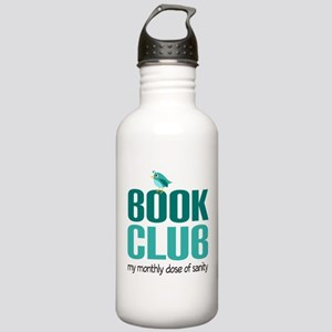 Book Club Sanity Stainless Water Bottle 1.0L