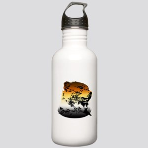Pride Bear Colors Stainless Water Bottle 1.0L