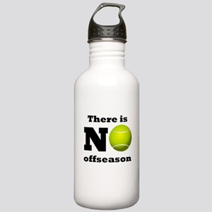 No Tennis Offseason Sports Water Bottle