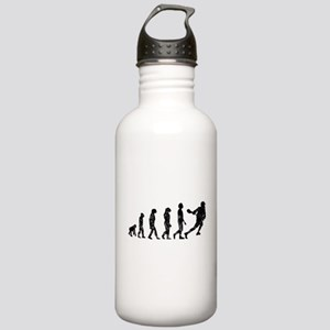 Distressed Lacrosse Evolution Water Bottle