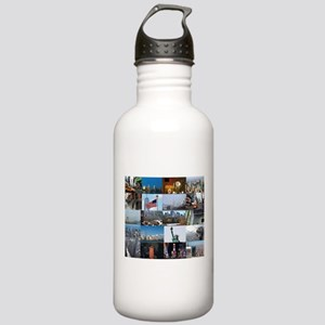 New York Pro Photo Mon Stainless Water Bottle 1.0L
