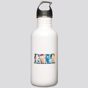 Many Faces of Tobias Stainless Water Bottle 1.0L