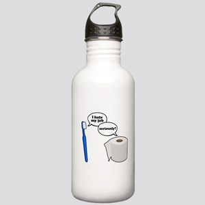 I Hate My Job Stainless Water Bottle 1.0L