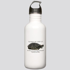 Valuable Pet Lesson #7 Stainless Water Bottle 1.0L