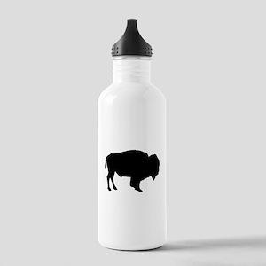 Buffalo Water Bottles - CafePress