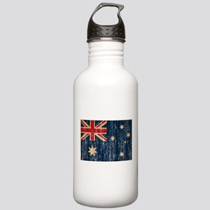 Australia Flag Stainless Water Bottle 1.0L
