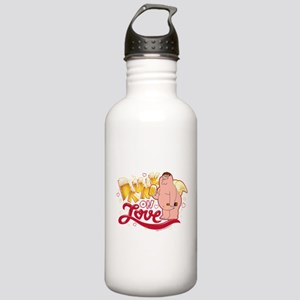 Family Guy Drunk on Lo Stainless Water Bottle 1.0L