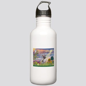 Cloud Angel & AHT Stainless Water Bottle 1.0L