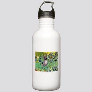 Irises-Am.Hairless T Stainless Water Bottle 1.0L