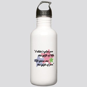 I DIDN'T GIVE YOU. Stainless Water Bottle 1.0L