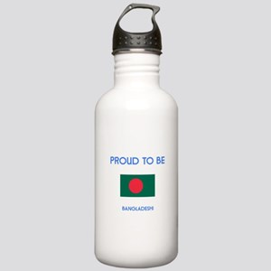 Proud to be Bangladesh Stainless Water Bottle 1.0L
