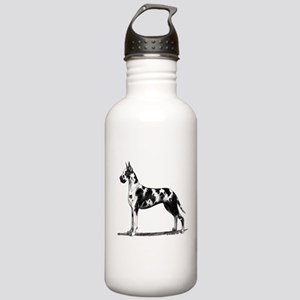 Great Dane Stainless Water Bottle 1.0L