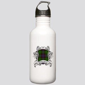 Mitchell Tartan Shield Stainless Water Bottle 1.0L
