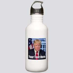 President Donald Trump Water Bottle