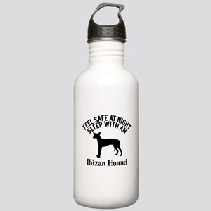 Feel Safe At Night Sle Stainless Water Bottle 1.0L