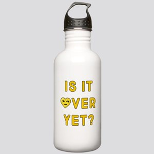 Emoji is it Over Yet? Stainless Water Bottle 1.0L