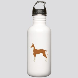 Ibizan Hound Water Bottle