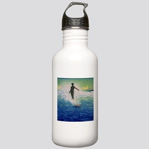 Vintage Surfer Stainless Water Bottle 1.0L