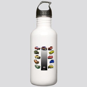 Mustang Gifts Stainless Water Bottle 1.0L