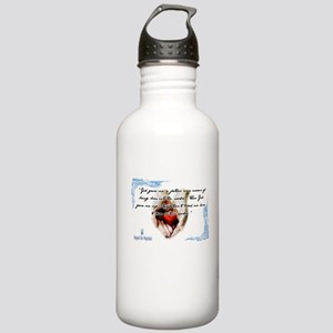 Stepfather to Teach Stainless Water Bottle 1.0L