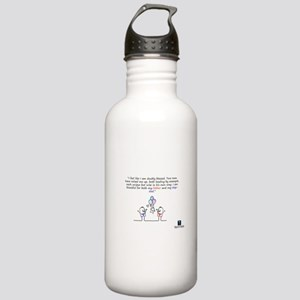 two daddy Stainless Water Bottle 1.0L