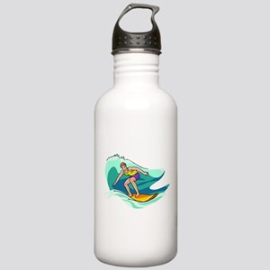 Surfing Stainless Water Bottle 1.0L