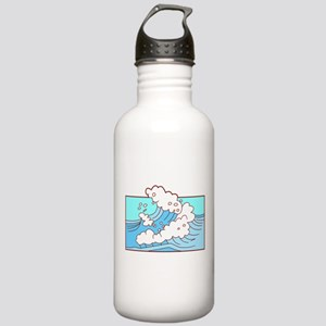 Wave Stainless Water Bottle 1.0L