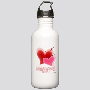 Hearts - Made My Life Better Stainless Water Bottl