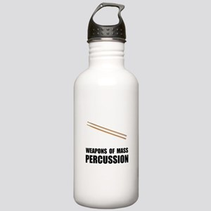 Drum Mass Percussion Stainless Water Bottle 1.0L