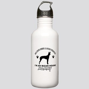Ibizan Hound dog breed design Stainless Water Bott