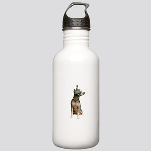 Xoloitzcuintle (A) Stainless Water Bottle 1.0L