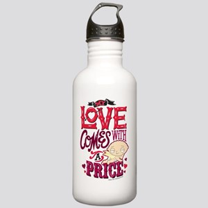 Family Guy Love Comes Stainless Water Bottle 1.0L