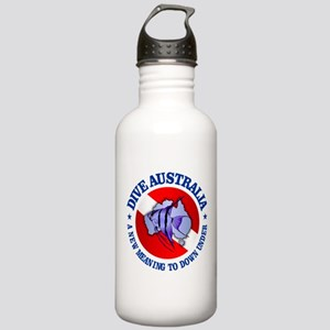 Dive Australia (rd) Water Bottle