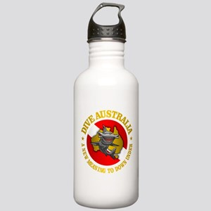 Dive Australia (hammerhead) Water Bottle