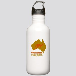Australia Stainless Water Bottle 1.0L