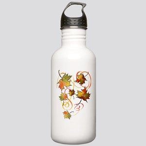 Racing The Autumn Wind Stainless Water Bottle 1.0L