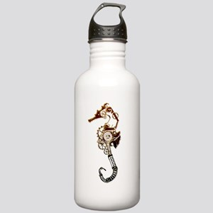 Industrial Sea Horse Sports Water Bottle