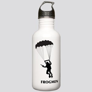 Frogmen Water Bottle