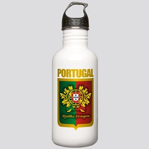 """Portuguese Gold"" Stainless Water Bottle 1.0L"