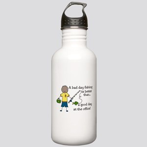 A Bad Day Stainless Water Bottle 1.0L