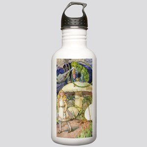 Alice Woodward007 Stainless Water Bottle 1.0L